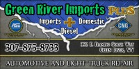 Green River Imports Plus